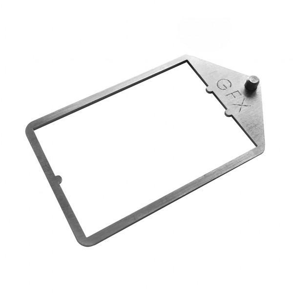 Fuji GFX 50S Positionier Platte für Mini L-Brackets